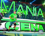 John Cena Wrestlemania 28 Action Photo