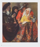 Match-Making Collectable Print by Jan Vermeer