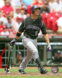 Carlos Gonzalez 2012 Action Photo