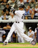 Robinson Cano 2012 Action Photographie