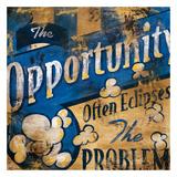 Oportunidad Lámina giclée por Rodney White