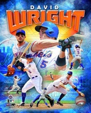 David Wright 2012 Portrait Plus Photo