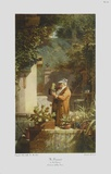 The Pensioner (large) Collectable Print by Carl Spitzweg