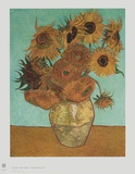 Sunflowers Collectable Print by Vincent van Gogh