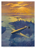 Dawn of a New Day c.1930s Print by Ruehl Heckman