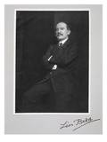 Leon Bakst (1866-1924) (B/W Photo) Giclee Print by  French Photographer