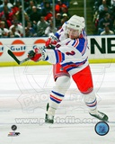 Brian Leetch 2004 Action Fotografía