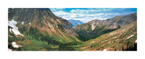 Hell Roaring Valley I, Waterton, Alberta Posters by Dermot O'Kane