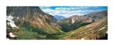 Hell Roaring Valley I, Waterton, Alberta Posters by Dermot O'Kane