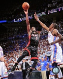 Dwyane Wade Game 2 of the 2012 NBA Finals Action Photo