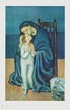 Mère et enfant Reproduction pour collectionneur par Pablo Picasso