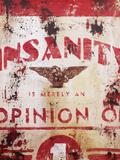 Insanity Giclée-tryk af Rodney White