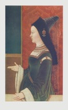 Mary of Burgundy Collectable Print by Hans Maler