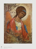 Archangel Michael Collectable Print by Andrei Rubljew