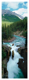 Sunwapta Falls, Alberta Posters by Dermot O&#39;Kane