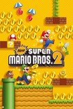 Nintendo - New Super Mario Brother 2 Posters