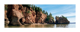 Hopewell Rocks, Bay of Fundy, New Brunswick Posters by Jeff Maihara