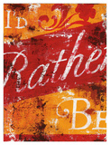 I'd Rather Be Giclee Print by Rodney White