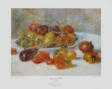 Fruit du Midi 1881 Collectable Print by Pierre-Auguste Renoir