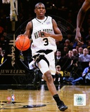 Chris Paul Wake Forest University Demon Deacons 2004 Action Photo