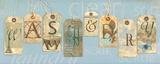 Wash & Dry Kunstdruck von Carol Robinson