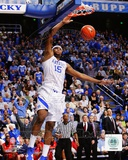 DeMarcus Cousins University of Kentucky Wildcats 2010 Action Photo