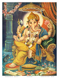Lord Ganesha Art