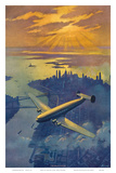 Dawn of a New Day c.1930s Prints by Ruehl Heckman