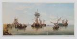 Calm on the Humber Collectable Print by  Redmore