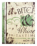 Bitch & Whine Giclée-trykk av Rodney White