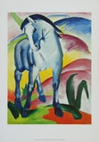 Blue Horse I , 1911 Print by Franz Marc