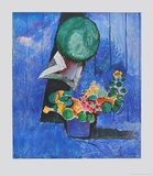 Flowers and Ceramic Reproduction pour collectionneurs par Henri Matisse