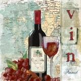 Wein Kunstdrucke von Carol Robinson