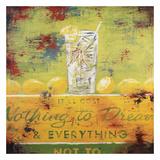 Nothing To Dream Giclée-Druck von Rodney White