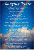 Amazing Grace Lyrics Photo