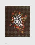 Quadrat Posters by Wassily Kandinsky