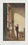 The Writer Collectable Print by Carl Spitzweg