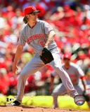 Bronson Arroyo 2012 Action Photo
