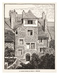 Renan's Birthplace at Treguier (Litho) Giclee Print by  French