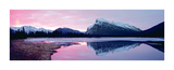 Mount Rundle, Alberta Prints by Dermot O'Kane