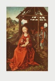 The Holy Familiy Prints by Martin Schongauer