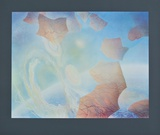 Cosmic Processes - Entropy - Genesis Collectable Print by Peter Sylvester