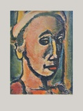 Vain Dreamer Collectable Print by Georges Rouault