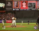 Matt Cain throws a Perfect Game AT&T Park June 13, 2012 Foto