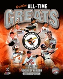 Baltimore Orioles All-Time Greats Photo