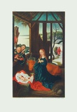 The Birth of Christ Collectable Print by Martin Schongauer