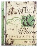 Bitch & Whine Giclée-tryk af Rodney White