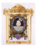 Portrait of James VI of Scotland (1566-1625) Later James I of England as a Boy C.1574 Giclee Print by Sarah Countess Of Essex