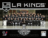 Los Angeles Kings 2012 NHL Stanley Cup Champions Team Photo Photo