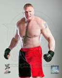 Brock Lesnar 2012 Studio - WWE Photo